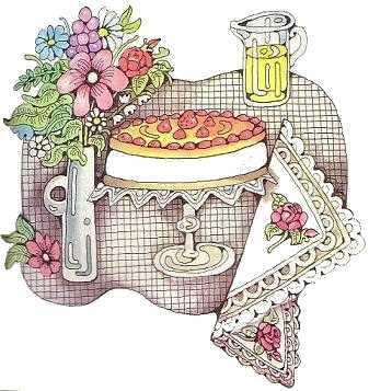 Холодный творожный торт кухня полная