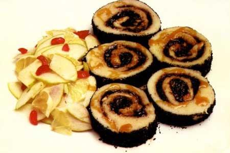 Рецепты песочного печенья с начинкой